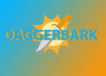 DaggerBark Logo 2.0/Twitter background pic