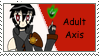 Adult Axis Stamp by AxisARA