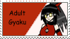 Adult Gyaku Stamp by AxisARA