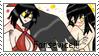 Gyaku fansevice Stamp by AxisARA