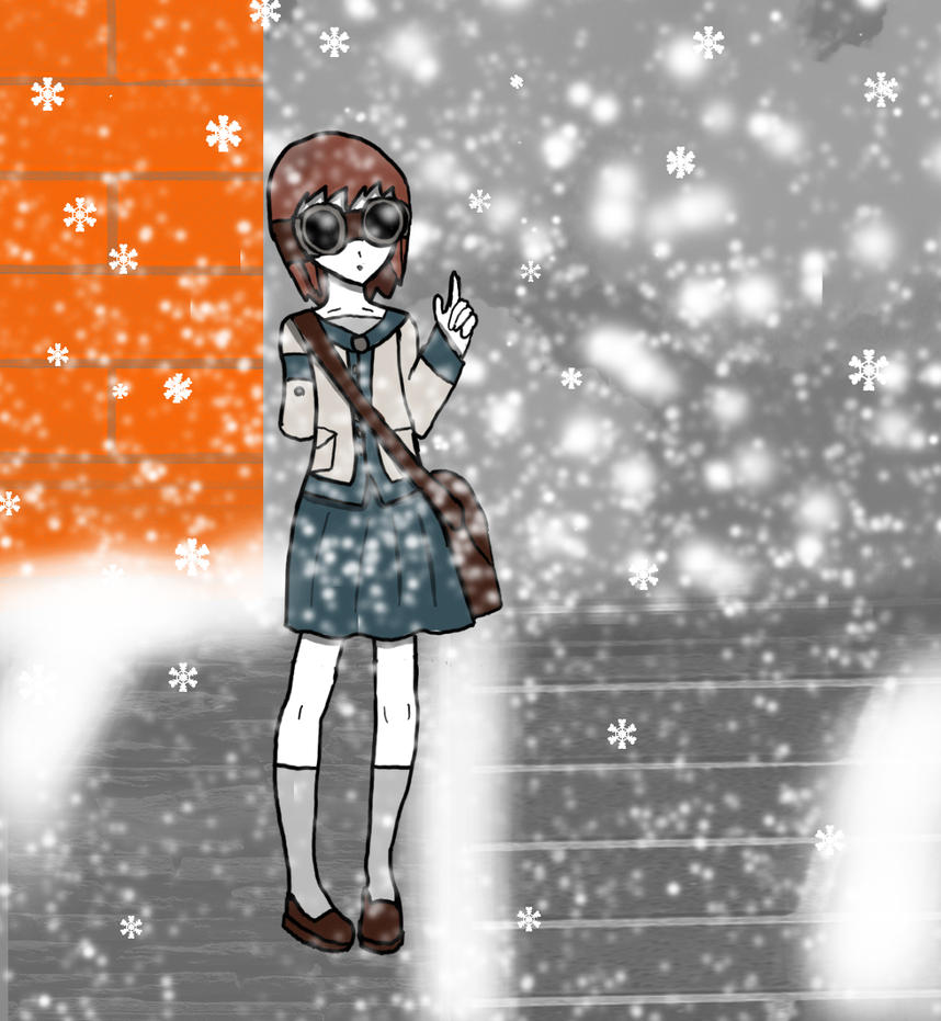Its Snowing by AxisARA