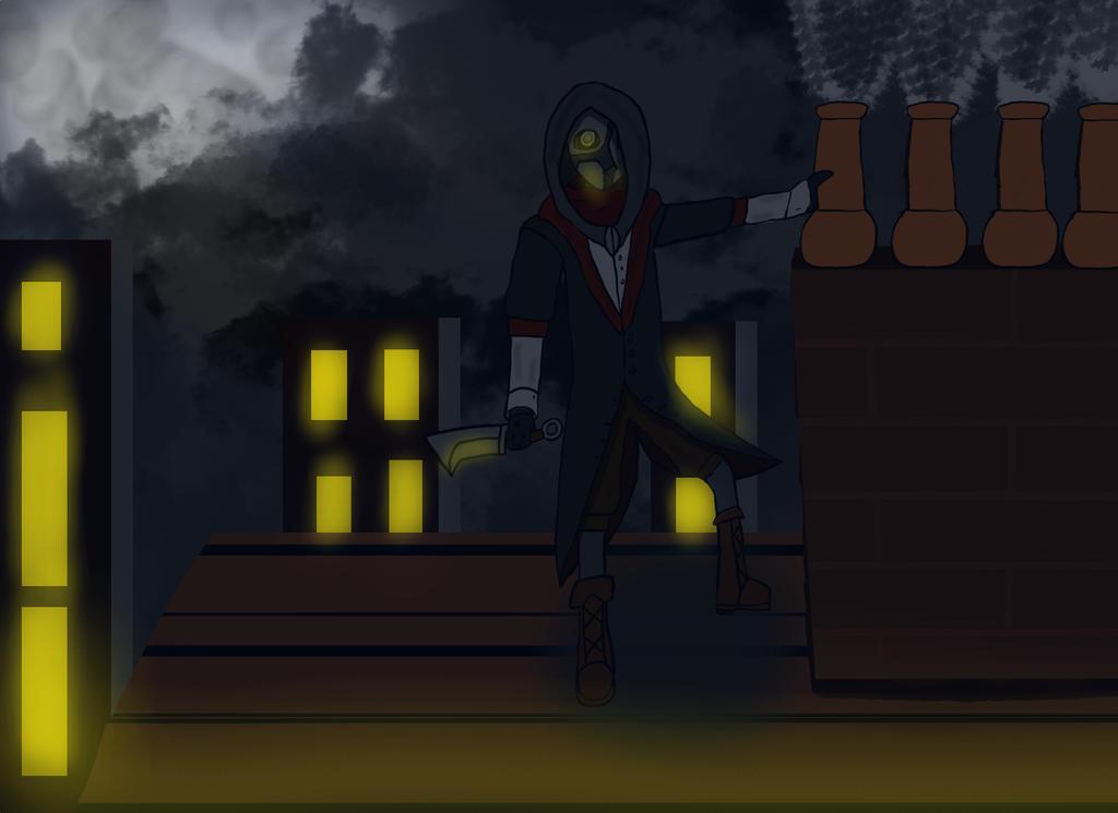 Tales of Lodan's dark moon (tale I)  by AxisARA