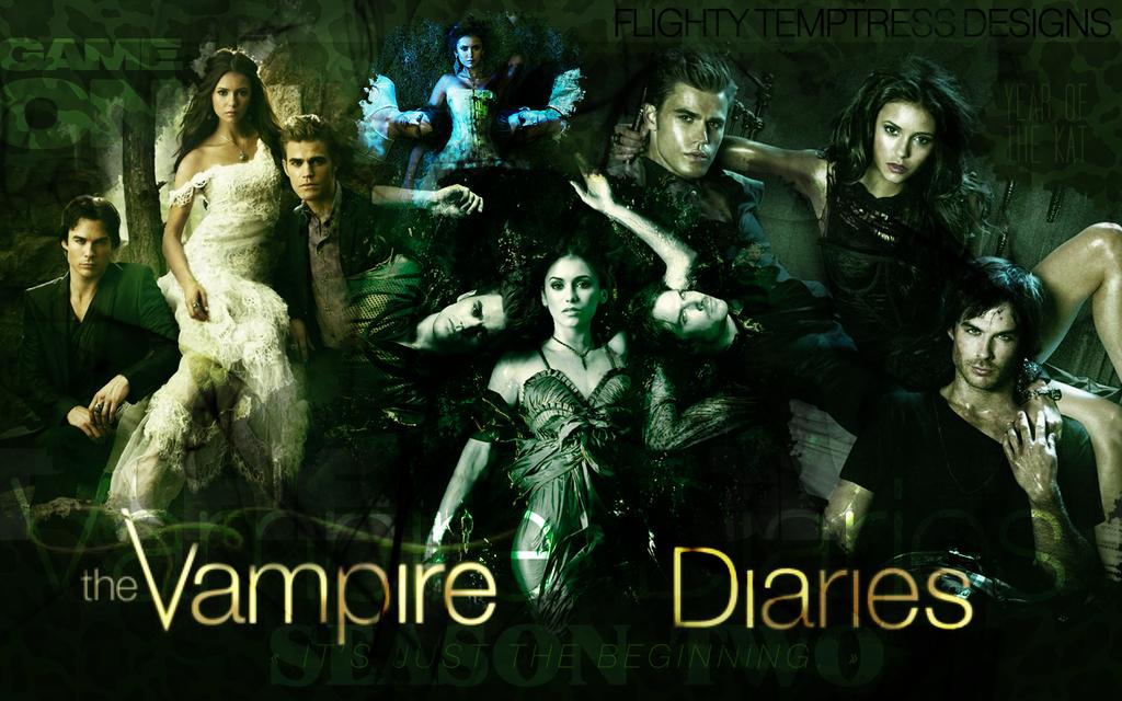 дневники вампира все герои фото
