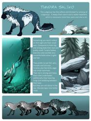 Saliko - Tundra by Mikaley