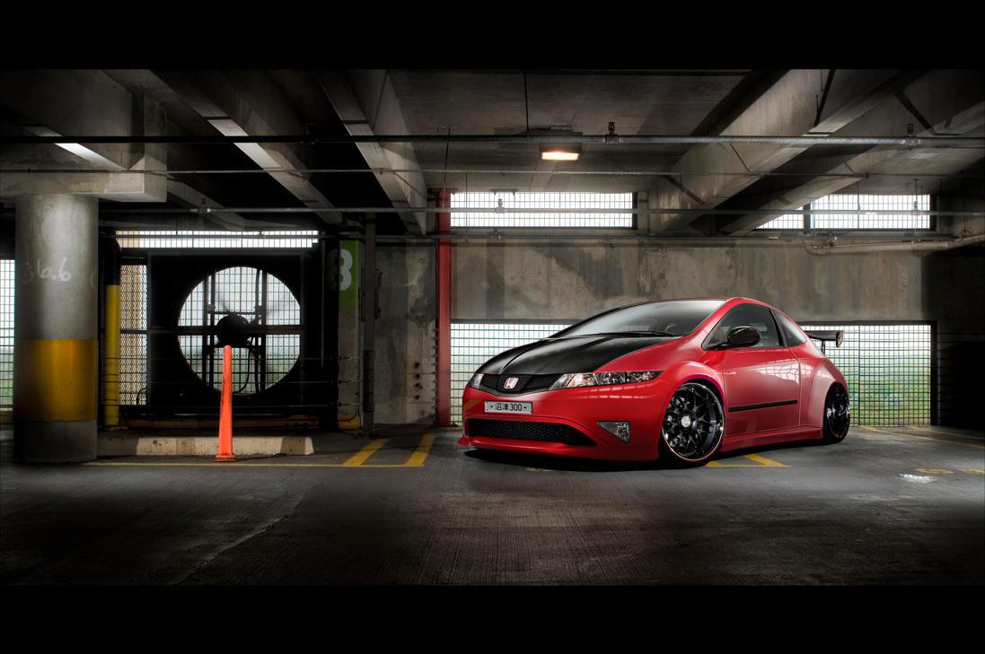 Honda civic type r by sumar4e on deviantart for Honda owner login