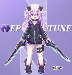 Mini Adult Neptune by KelsuisP