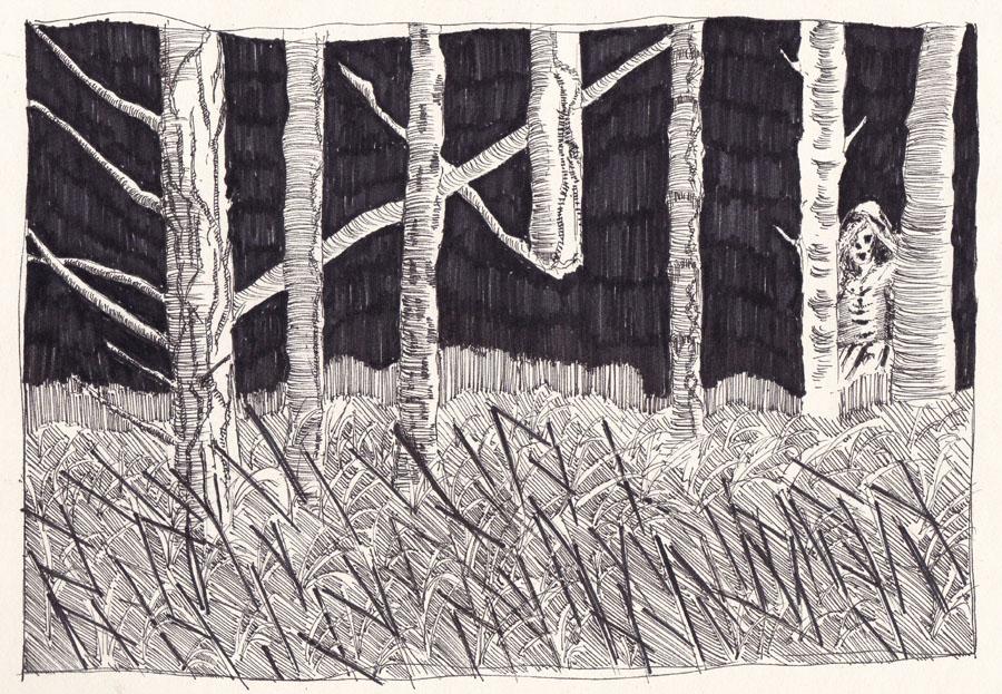 dark in dark out by Talikmon