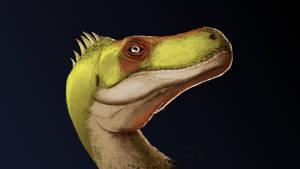 Dinovember 2020 Staurikosaurus pricei