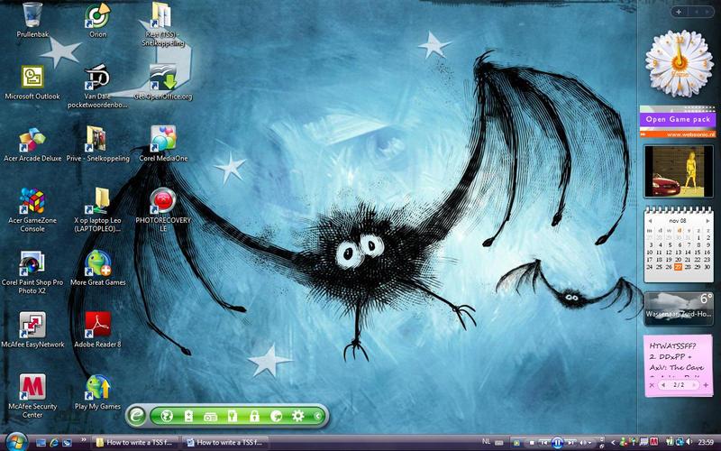 Eszie's Desktop 4 by Eszies-Eszie