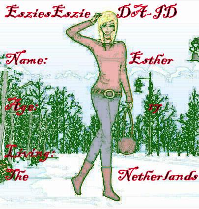 Eszies-Eszie in Winter by Eszies-Eszie