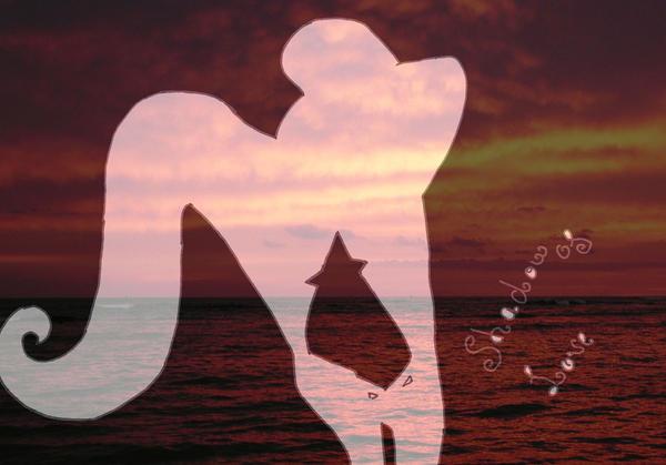 TSS - Shadows of Love 2 Sunset by Eszies-Eszie
