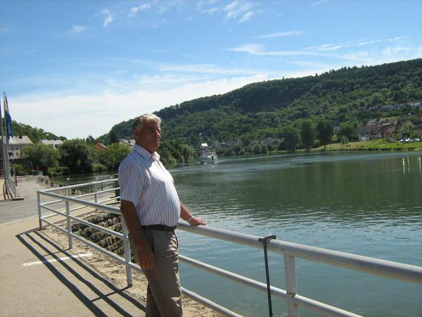 My Grandfather in Germany by Eszies-Eszie
