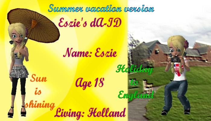 Eszie's Summer ID by Eszies-Eszie