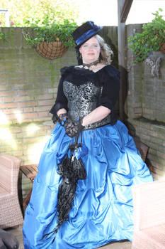 Me in my weddingdress