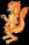 Floofy Dragon