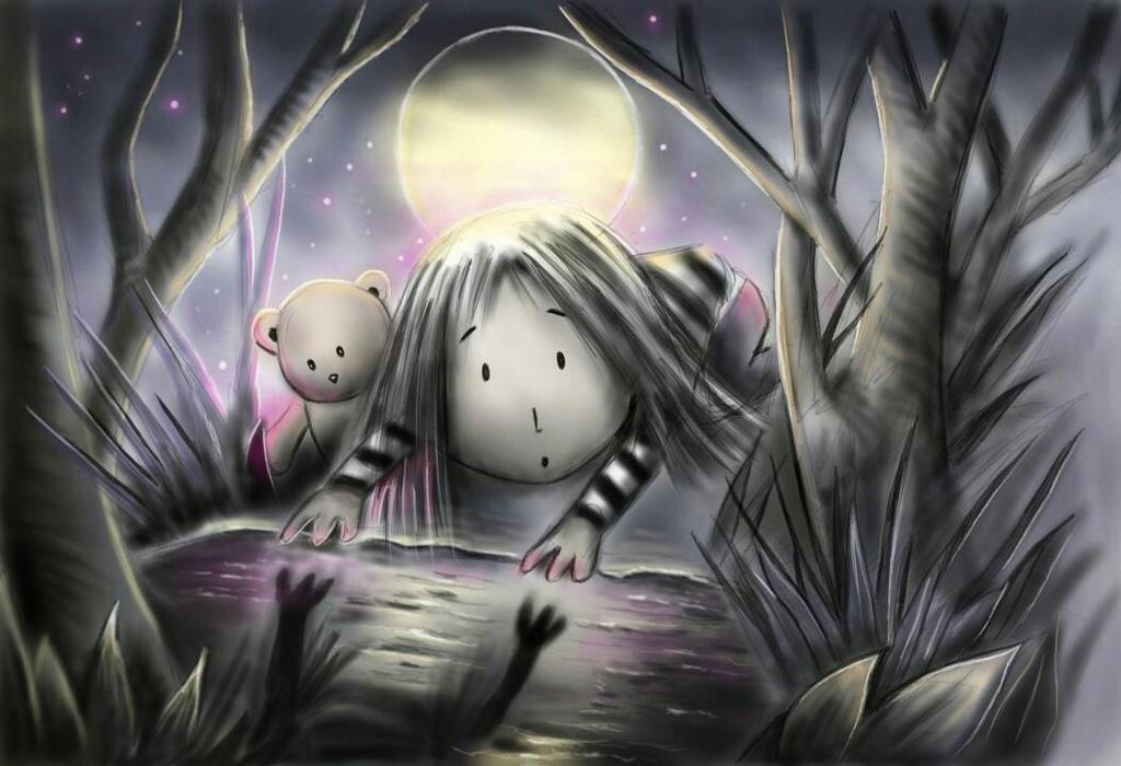 Some Enchanted Night by Amberwarrior
