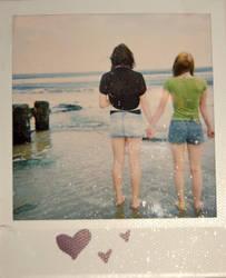 Dirty Polaroid by allycatcarmel
