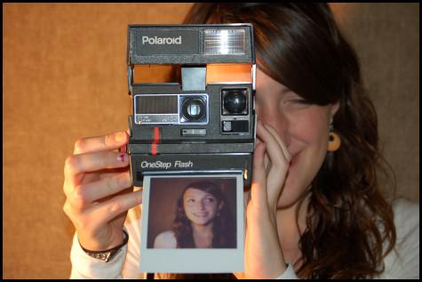 Polaroid Fun by allycatcarmel