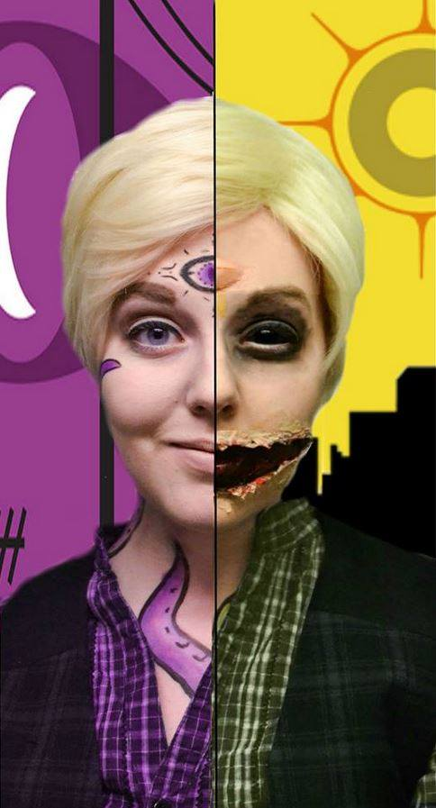 Kill Your Double - Welcome to Night Vale Cosplay by Mitternachto