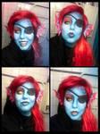 Undyne - Undertale (Makeup Test)