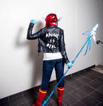 Anime is real - Undyne Cosplay (Undertale)