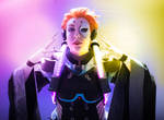 Moira cosplay (Overwatch)