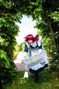 Mei-rin cosplay (Kuroshitsuji)