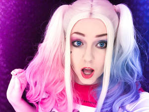 Harley Quinn Cosplay (Suicide Squad)