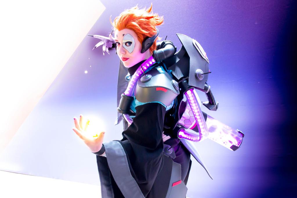 Moira O'Deorain cosplay (Overwatch)