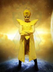 Yellow Diamond Cosplay (Steven Universe)