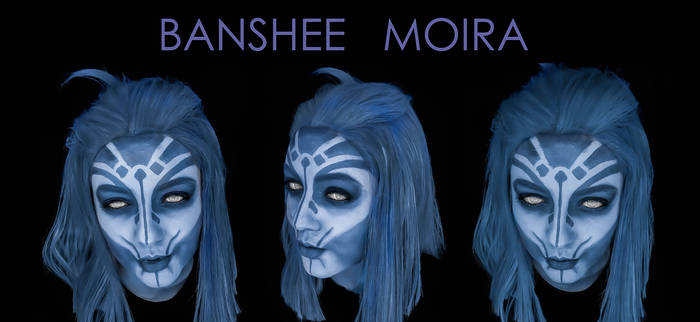 Banshee Moira (Overwatch)