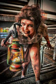 Marguerite Baker cosplay (Resident Evil 7)