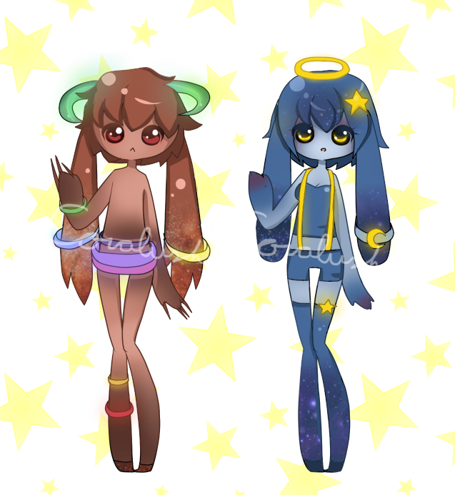 Space Guardian Adopts! [1 LEFT] by LushiAdopts