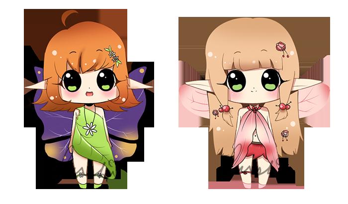 Kawaii Fairy Batch~ [CLOSED] by LushiAdopts