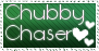 Chubby Chaser Stamp by iAzra