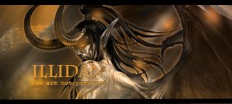 Illidan Signature by Nico-Enko