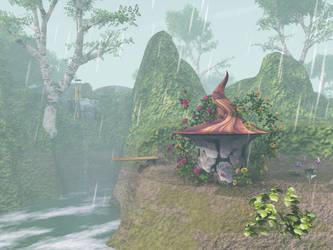 A wet day on Skratheim by Centauran