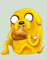 chicken jake by eemely
