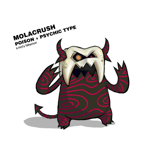 Molacrush by k-hots