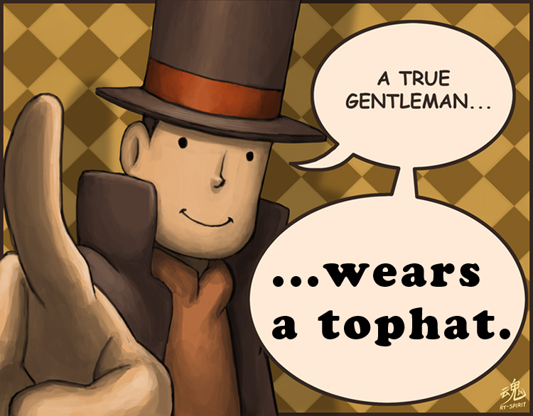 Gentleman by k-hots