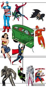 Golden Age of Superheroes