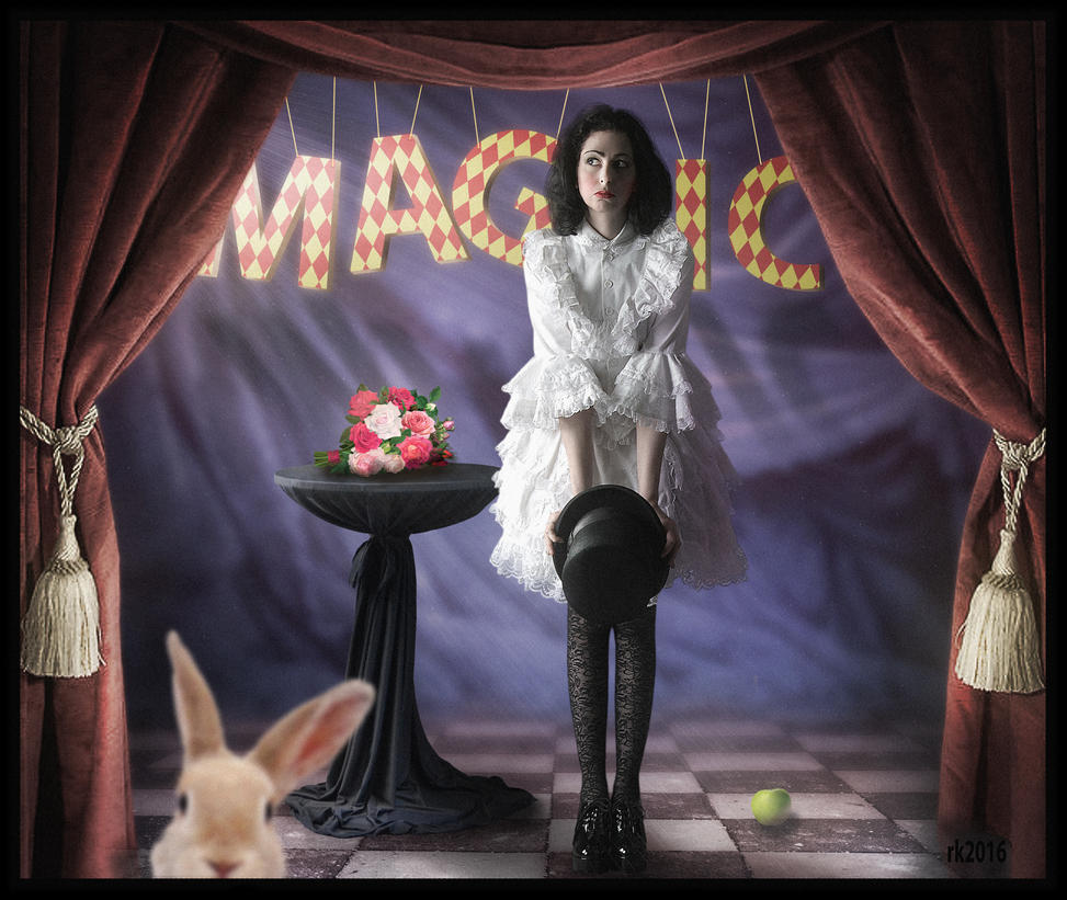Magic. by robertkalita