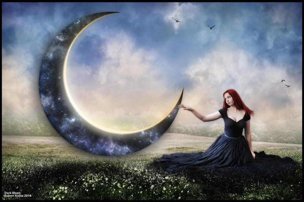 Dark Moon2 by robertkalita