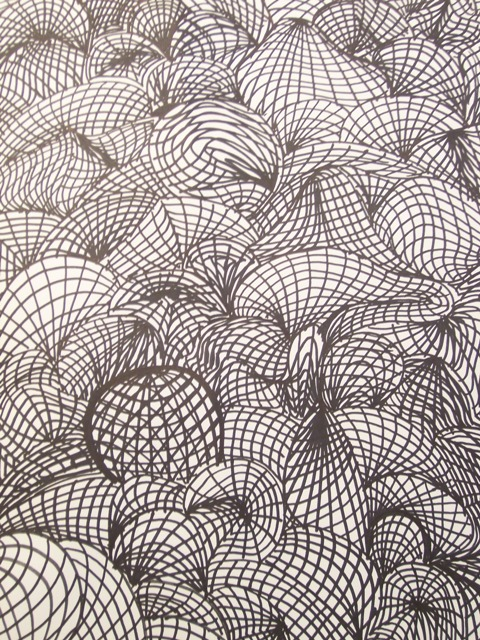 Line Art Geometric : Geometric line drawing by shewatchedthesky on deviantart