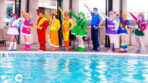 Rainbow Brite Forever by chinako