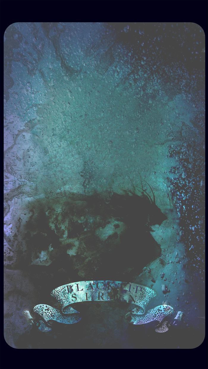 :::. Blacktip Siren by ChaoseVIIn