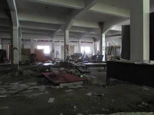 Abandoned Place - STOCK IMAGE