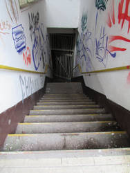 Abandoned Place 1 - STOCK IMAGE