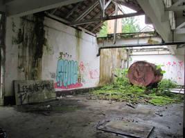 Abandoned Place 2 - STOCK IMAGE