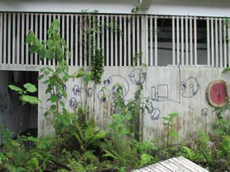 Abandoned Place 4 - STOCK IMAGE